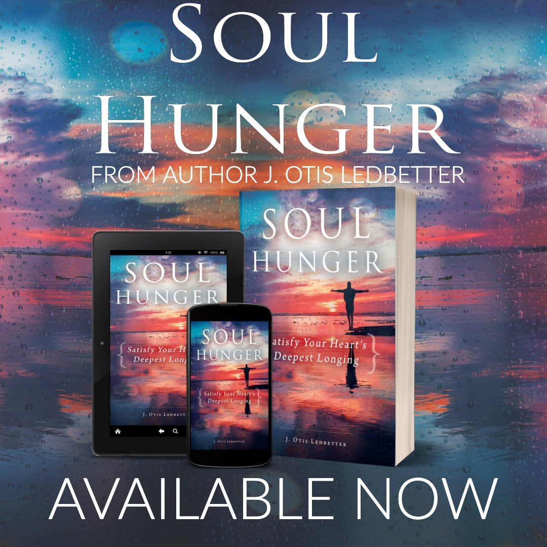 Soul Hunger: Recommended Reading to Fill Spiritual Cravings
